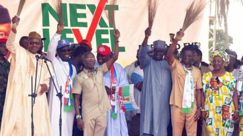 Join APC and all your sins will be forgiven – Oshiomhole