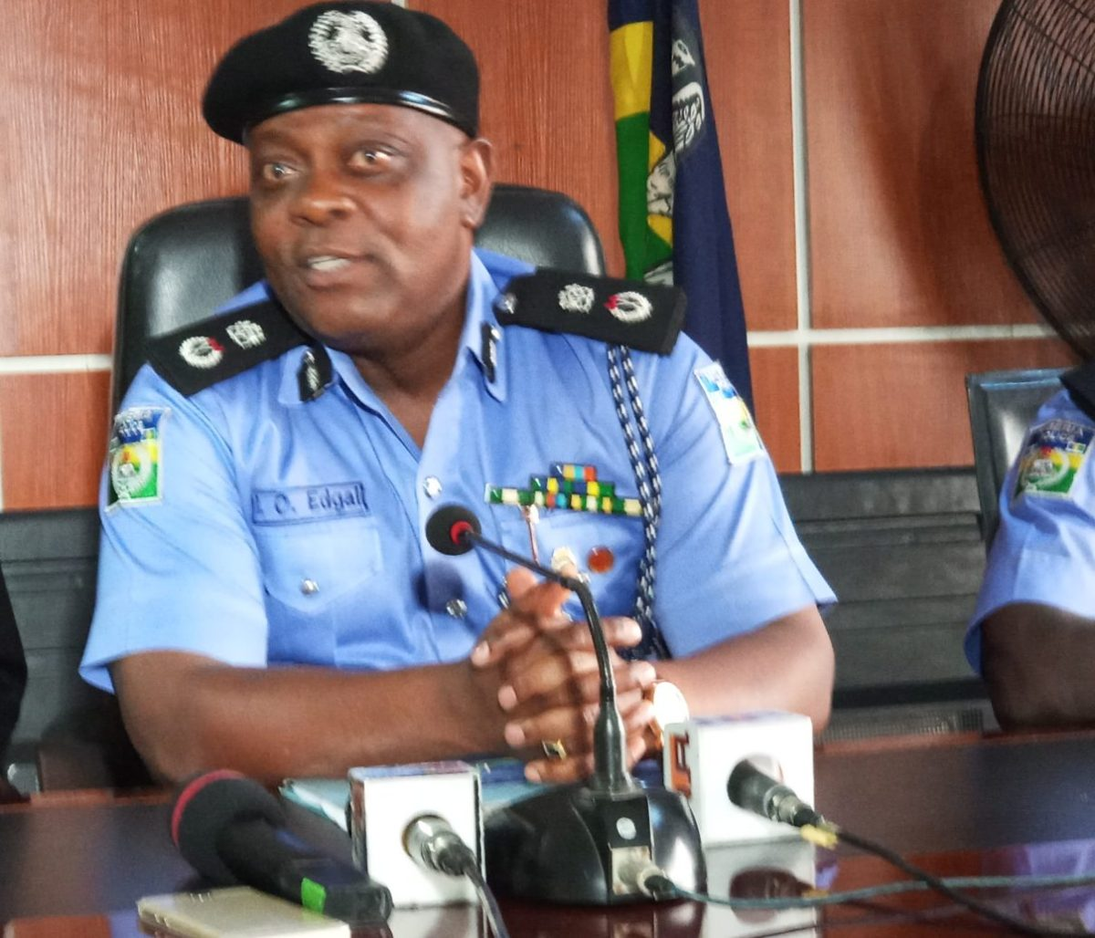 Two Police commissioners resume in Lagos