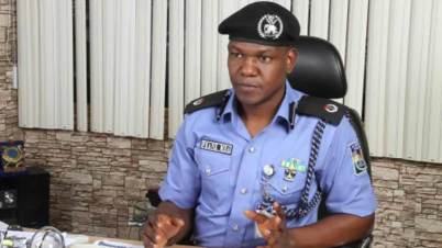 Police Spokesperson, Frank Mba