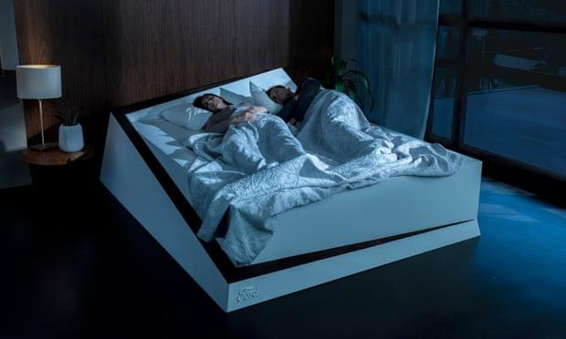 Should couples sleep apart?