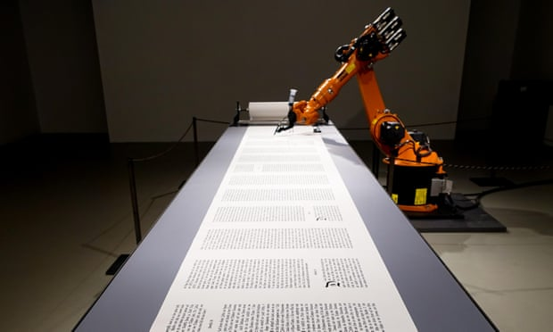 The rise of robot authors: the fate of human novelists