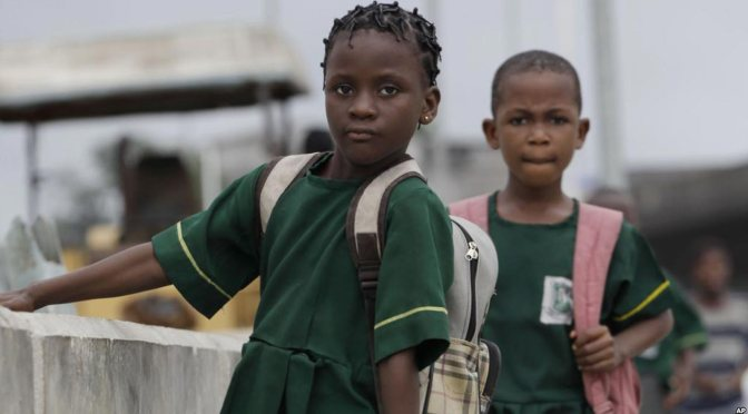 Five things that can fix Nigeria's completely messed up Education system