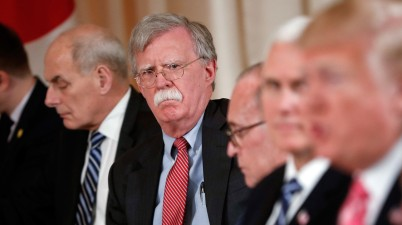 US National Security Advisor John Bolton sees China as a threat to Washington in Africa.