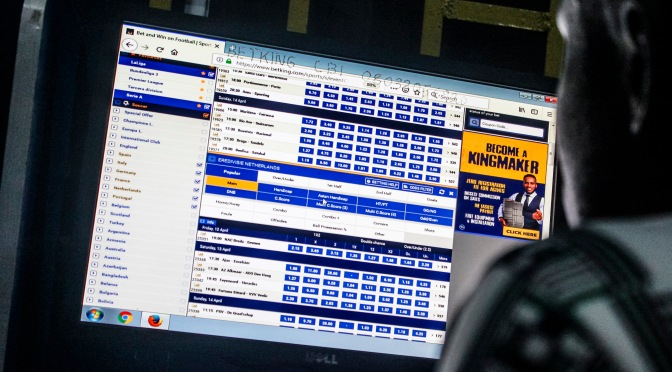 The rise and rise of sports betting in Nigeria: the seen future