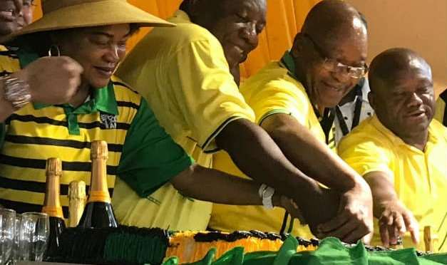 South Africa's elections is more of between ANC members than other parties