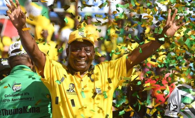 A win is a win, emphasises Cyril Ramaphosa