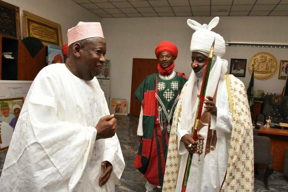 Ganduje successfully shrinks Emir Sanusi's influence with the creation of new emirates