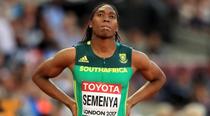 Caster Semenya: IAAF moves from fighting the abnormal to prohibiting the normal