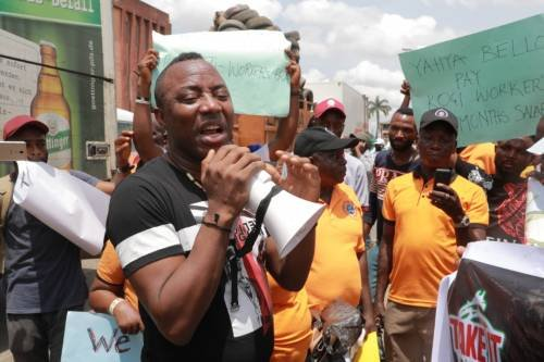 DSS arrest Sowore ahead of Monday protests
