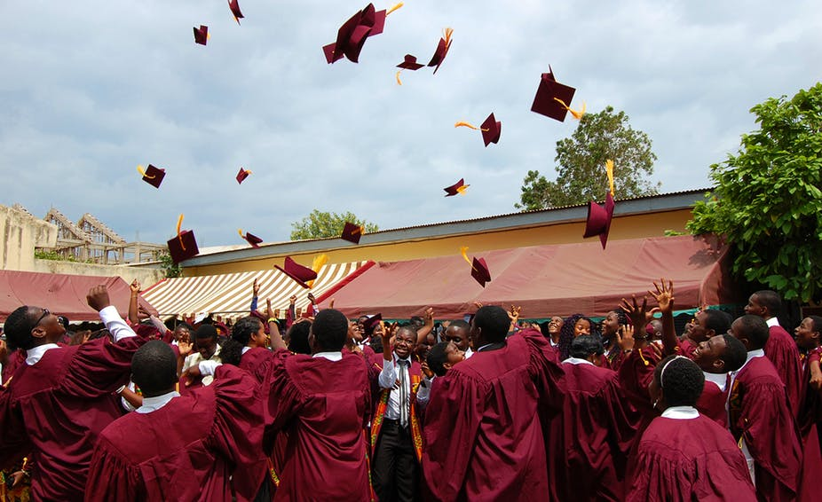 It's not all doom and gloom for African universities – some are getting it right. Shutterstock