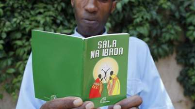 Swahili is the main language in East Africa