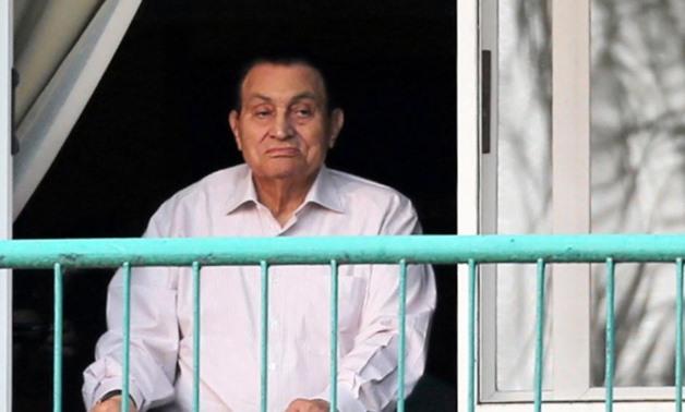Former President Hosni Mubarak in ICU