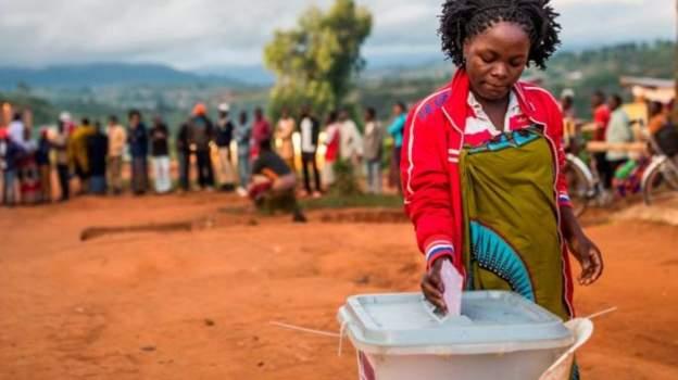 Widespread irregularities marred last year's poll