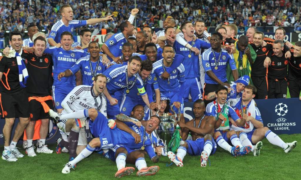 Champions League Bayern Chelsea Гјbertragung