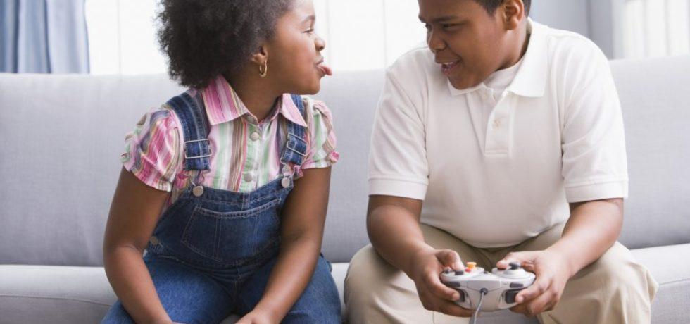 African-American-Siblings-Fighting | Photo – FKSG