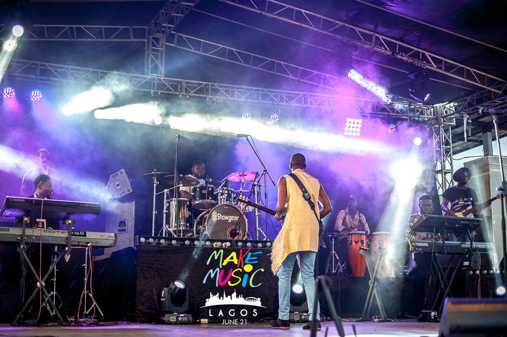Make Music Lagos